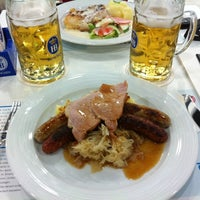 Photo taken at German Pavilion by Sun'sday on 5/21/2012