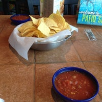 Photo taken at On The Border Mexican Grill & Cantina - Closed by Barbra M. on 5/10/2012