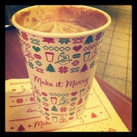 Photo taken at Caribou Coffee by Jennie L. on 11/14/2011