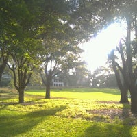 Photo taken at Prince Alfred Park by Julia G. on 11/4/2011