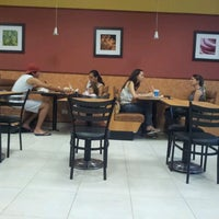 Photo taken at Subway by Marcelo Rayel C. on 1/10/2012