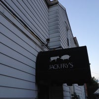 Photo taken at Jack Fry's by Gabriel D. on 5/10/2012