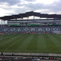 Photo taken at Dick's Sporting Goods Park by Emily on 7/25/2012