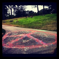 Photo taken at Hippie Hill by Edward H. on 7/29/2012