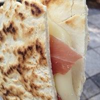 Photo taken at Chiosco Piadina by Filippo on 7/22/2012