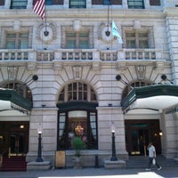 Photo taken at The Seelbach Hilton Louisville by Kim C. on 6/13/2012