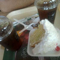 Photo taken at Sweet & Coffee by Aurora G. on 2/14/2012