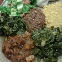 Photo taken at Habesha Market and Carry-out by Hannah H. on 6/18/2012