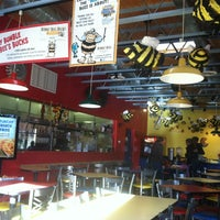 Photo taken at Bumble Bee's Baja Grill by Ryan F. on 3/21/2012