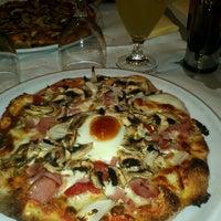 Photo taken at Pizzeria-Trattoria Vilaret by Vane on 8/16/2012