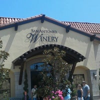 Photo taken at San Antonio Winery by Miguel J. on 7/22/2012