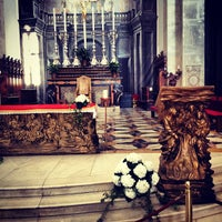 Photo taken at Turin Cathedral by Jeremy S. on 9/5/2012
