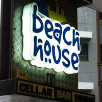 Photo taken at Beach House Bar & Grill by Victer U. on 3/5/2012