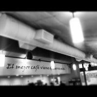 Photo taken at Tierra Mia Coffee by Cristian C. on 4/7/2012