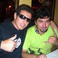 Photo taken at Pub Playa Paraíso by Jacob P. on 2/10/2012