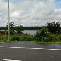 Photo taken at Lac de Virelles by Jean claude S. on 7/13/2012