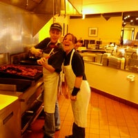 Photo taken at Qdoba Mexican Grill by Kayla B. on 3/26/2012
