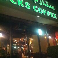 Photo taken at Starbucks by Khaled A. on 3/5/2012
