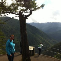 Photo taken at Olympic National Park by Sage L. on 9/10/2012