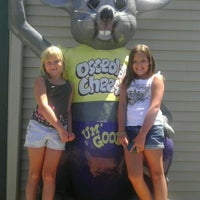 Photo taken at Osceola Cheese Company by Shannon L. on 6/22/2012