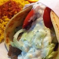 Photo taken at Jerusalem Cafe by Dianna V. on 3/10/2012