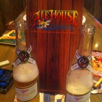 Photo taken at Miller's Ale House by Alexandre R. on 3/16/2012