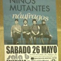 Photo taken at Sala B - Indie Room by Diego B. on 5/26/2012