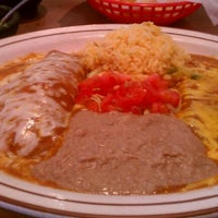 Photo taken at Teotihuacan Mexican Cafe by Stan K. on 5/2/2012