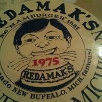 Photo taken at Redamak's Tavern by Karen R. on 9/7/2012
