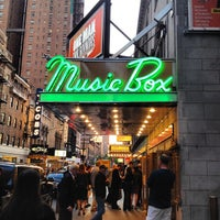 Photo taken at Music Box Theatre by Shannon L. on 5/18/2012