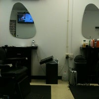 Photo taken at Furious style barbers by Calvin P. on 7/7/2012