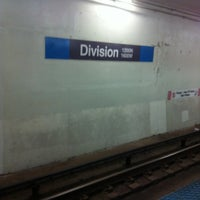Photo taken at CTA - Division by Rob N. on 3/11/2012