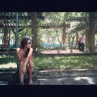 Photo taken at Le Van Tam Park by Rexicita O. on 9/7/2012