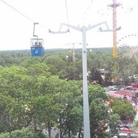 Photo taken at Skyway Cable Cars by Jorge C. on 6/24/2012