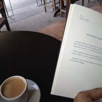Photo taken at La Covacha Barra de Café by Inti A. on 5/22/2012