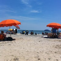 Photo taken at Bethany Beach, Delaware by Brian Z. on 6/9/2012