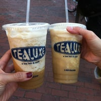 Photo taken at Tealuxe by Lily B. on 3/22/2012