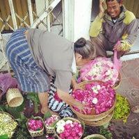 Photo taken at Pasar Kranggan by Widowati Kusuma W. on 7/15/2012