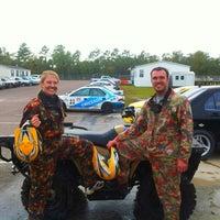 Photo taken at Florida International Rally & Motorsport Park by Tia W. on 11/28/2011