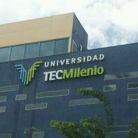 Photo taken at Universidad Tecmilenio by Victor C. on 4/20/2012