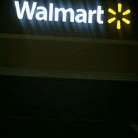 Photo taken at Walmart Supercenter by Brittoni W. on 11/24/2011