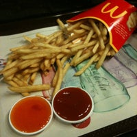 Photo taken at McDonald's & McCafé by Takeoffwith M. on 7/3/2012