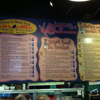 Photo taken at Katzinger's Delicatessen by Farah G. on 8/30/2012