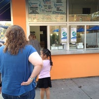 Photo taken at Sweet Melissa's Ice Cream Shop by Shelley B. on 4/15/2012