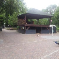 Photo taken at Kinderboerderij Molenwei by Rene K. on 7/31/2012