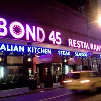 Photo taken at Bond 45 by Wilfred T. on 10/11/2011