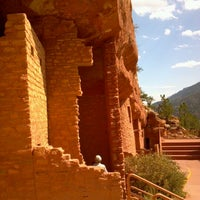 "Photo taken at Manitou Cliff Dwellings by Frankie ""Sarge"" V. on 9/7/2012"