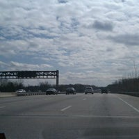 Photo taken at North–South Freeway (Route 42) by Julia H. on 3/11/2011