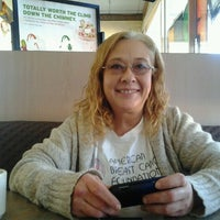 Photo taken at Denny's by Jennifer M. on 12/22/2011