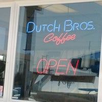 Photo taken at Dutch Bros. Coffee by Fred v. on 2/29/2012